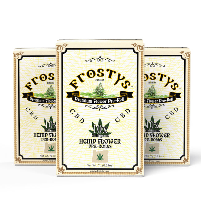 Frosty's Premium Flower Pre-Roll 10 Pack