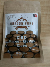 Load image into Gallery viewer, Sugar Free CBD Peanut Butter Cups