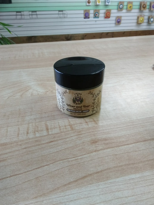 Wear & Tear Repair Salve