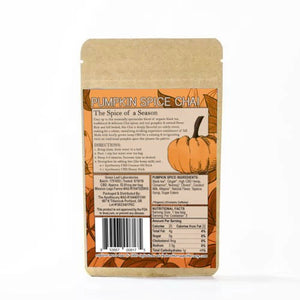 Herbal Tea - Pumpkin Spice Chai