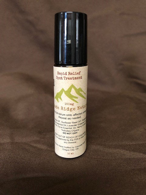 Cascade Ridge Naturals - Pain Spot Treatment