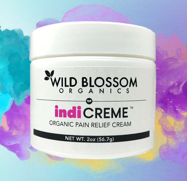 indiCreme - Organic Pain Relief Cream