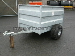 Swaledale ST535 ATV sheep trailer