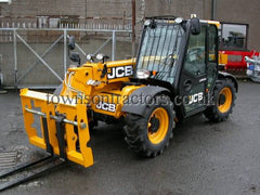 JCB 525-60 AGRI Plus Compact Loadall