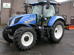 New Holland T6.180 Electro Command