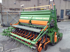 Amazone  RPAD 303 power harrow combination drill.