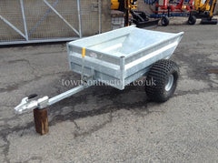 Swaledale 3ft tipping trailer.