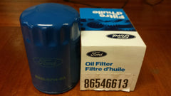 Genuine Ford New Holland Oil Filter - Spin On E1NN6714BA / 86546613