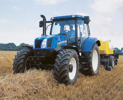 New Holland T6 Tier 4A Series