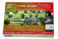 Farm Alert vehicle tracking system