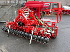 Güttler Greenmaster The 5-in-1 system for pastureland and cultivation!