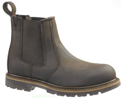 Buckler 'Buckflex' Safety Dealer Boots