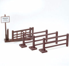 Britains farm fencing and gate
