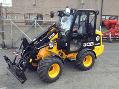 JCB 403 Compact Wheeled Loader with cab