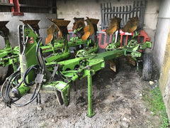 Dowdeswell 4 furrow reversible plough