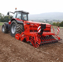 Kuhn Combiliner Integra 3003-4003 Integrated mechanical seed drills