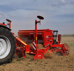 Kuhn Combiliner Sitera Series Integrated mechanical seed drills
