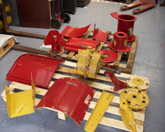 Surplus stock for Taarup, Welgar and New Holland machines
