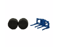 Britains double bale lifter