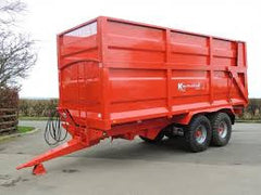 K Two Roadeo silage trailers
