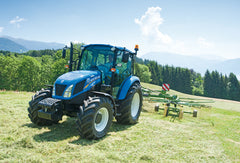 New Holland Boomer EasyDrive series