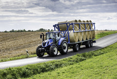 New Holland T5 Tier 4B Series