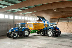New Holland T6 Tier 4B Series