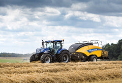 New Holland T7 LWB Tier 4B Series