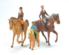Britains Horse and rider set