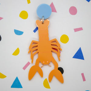 Pinchy the lobster dangles - Pastel Dreams