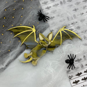 Bat Magic Brooch