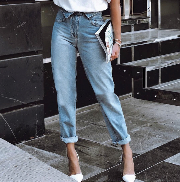 Fashion Lazy Jeans