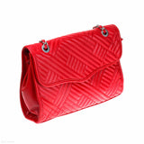 Giuliana Shoulder Bag (Red handbag)