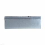 1418 Bow Clutch (Grey)