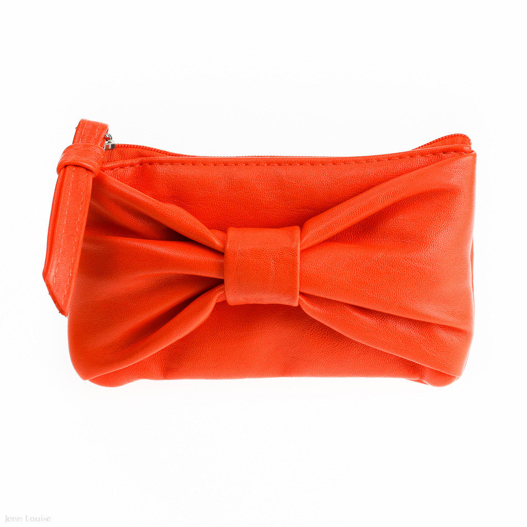 Ellie Coin Purse (Orange)