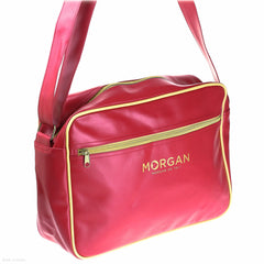 School 2 Shoulder Bag (Red handbag)