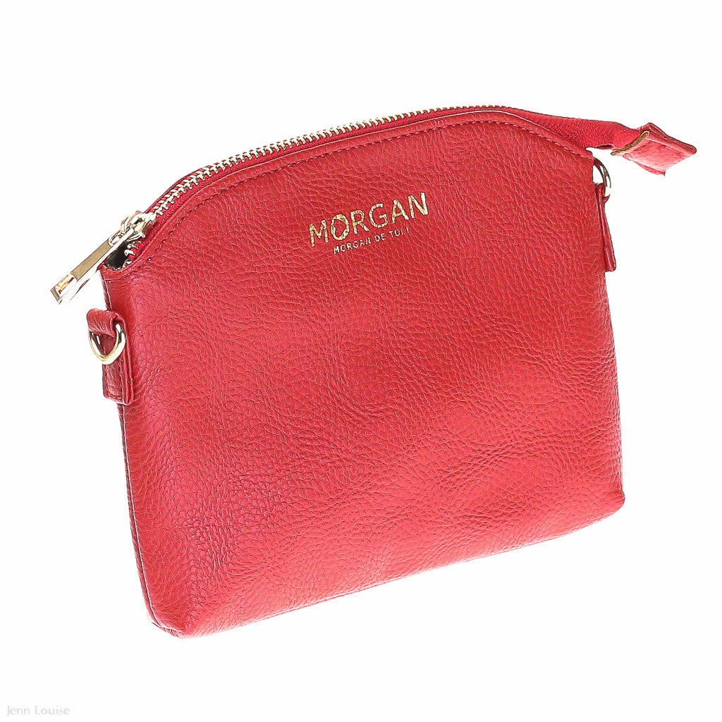 Illusion 4 Cross Body Bag (Red handbag)