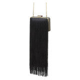 Olga Berg The 'It' Fringed Pod - OB7152