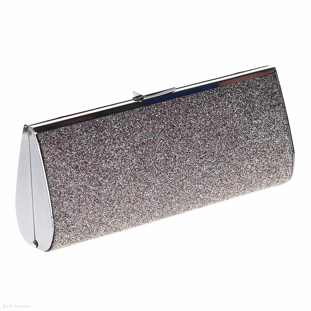 Sparkly Clutch (Rainbow)