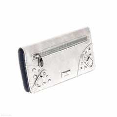 Nikita Slim Wallet (Grey)
