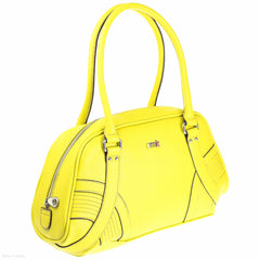 Bilboa Bowler (Bright Yellow handbag)