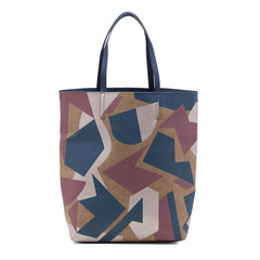 Sashenka 'Harper' Cut It Out Shopper Tote - SA8190 (indigo handbag)