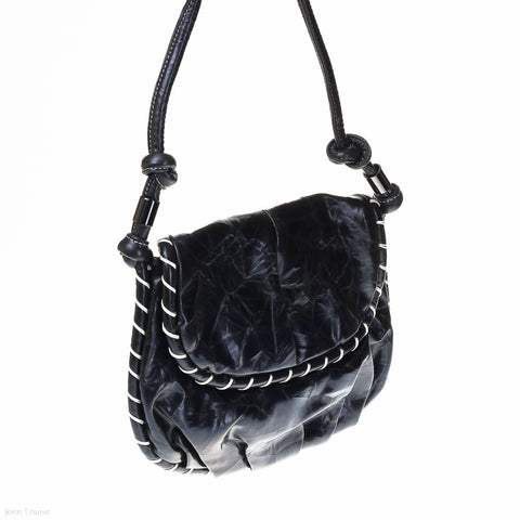 Voyage Cross Body Bag (Black handbag)