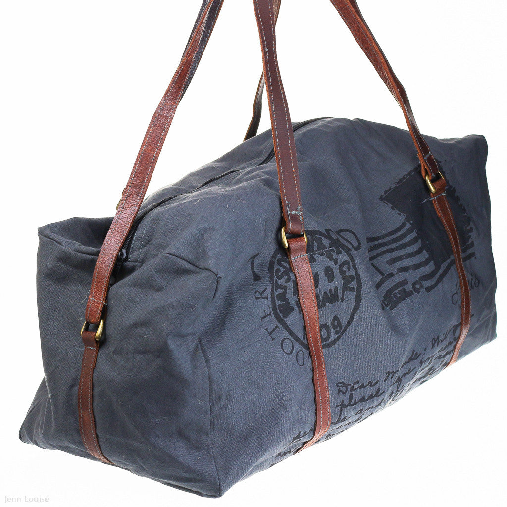 Largo 2 Gym Bag (Grey handbag)