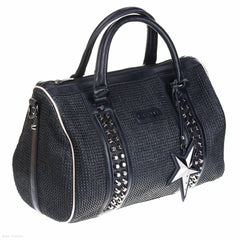Beauty 1 Day Bag (Black handbag)