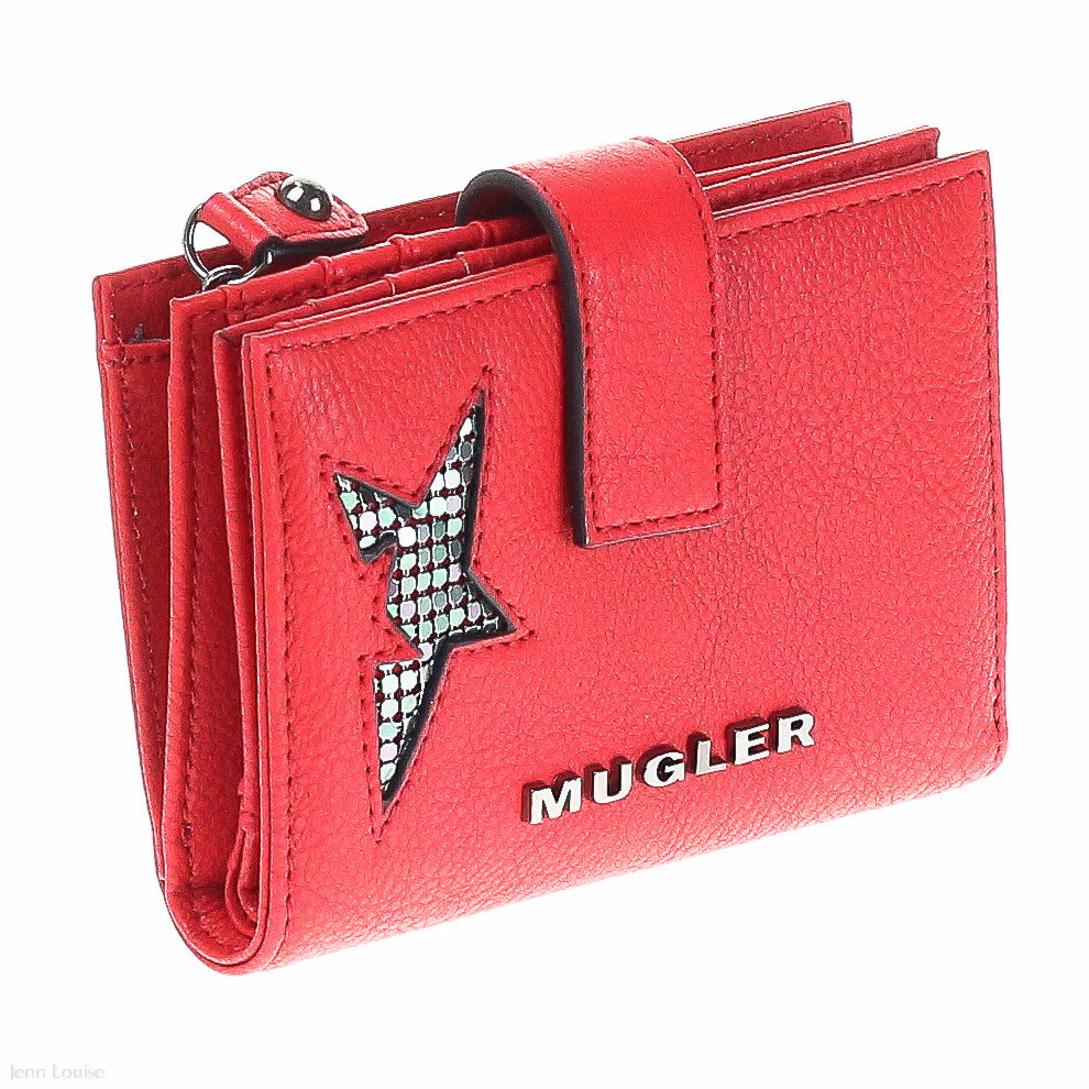Folk PM2 Wallet (Red)