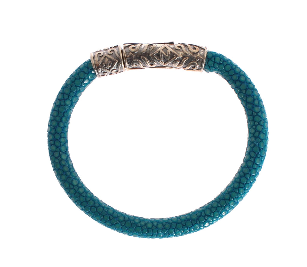 Blue Stingray 925 Vintage Bracelet