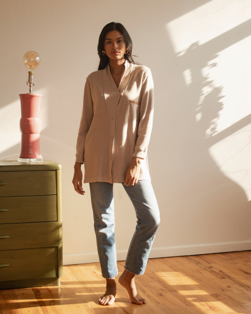 Ruth Boyfriend Sweater Tunic