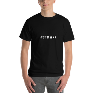 Short-Sleeve STMWRK T-Shirt Black
