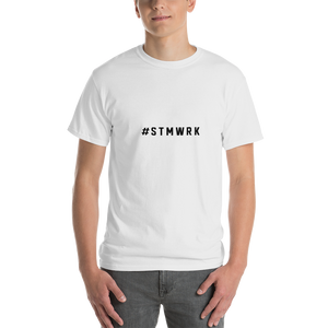 Short-Sleeve  STMWRK T-Shirt White